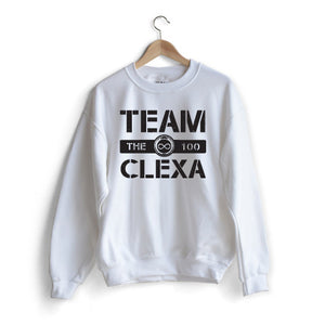 Team Clexa Sweat