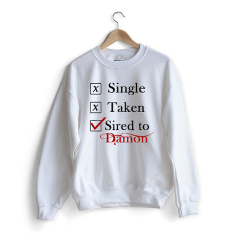 Single Taken Damon Sweat