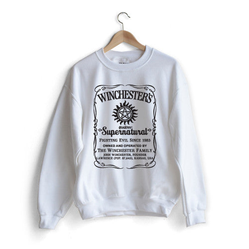 Supernatural JD Sweat