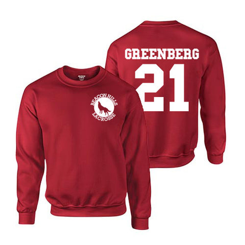 Greenberg #21 Sweat
