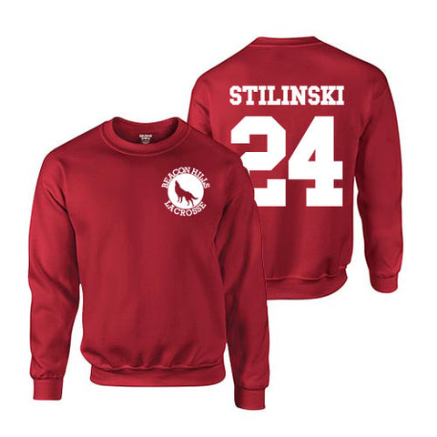 Stilinski #24 Sweat