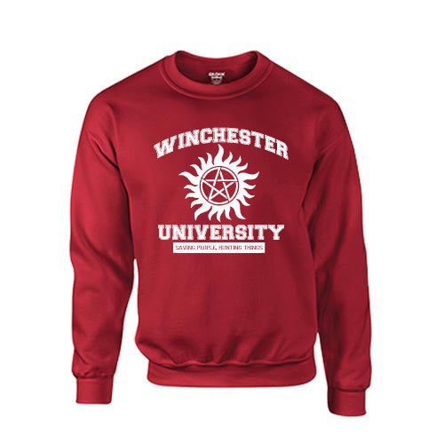 Supernatural University Sweat