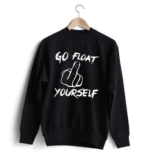 Float Yourself Sweat