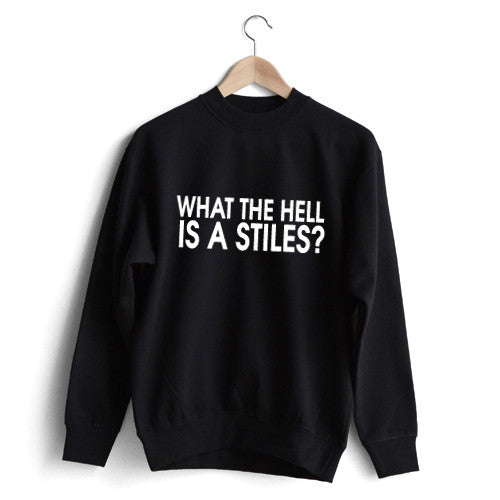 What is a Stiles Sweat