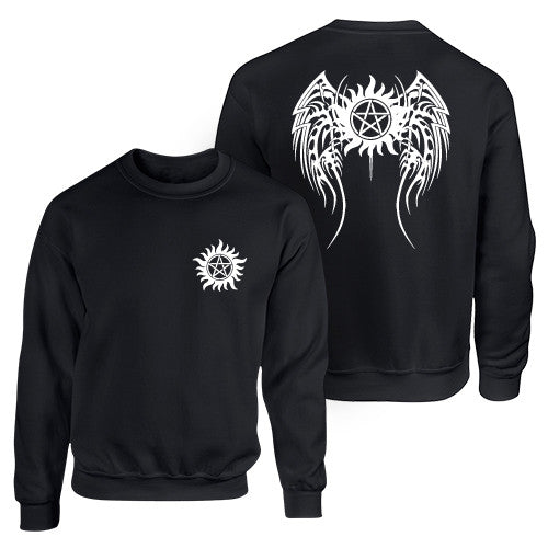 Supernatural Wings Sweat