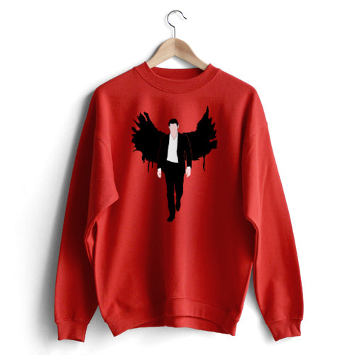 Lucifer Wings Sweatshirt