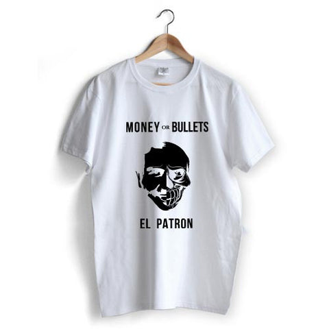 Money or Bullets T-Shirt