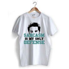 Carregar imagem no visualizador da galeria, Sarcasm is my only defence T-Shirt