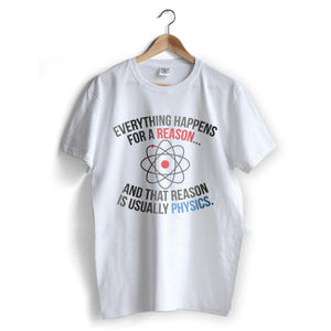 Reason Physics T-Shirt