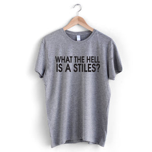 What is a Stiles T-Shirt