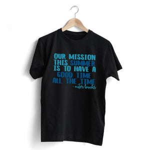 Summer Mission T-Shirt