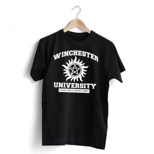 Supernatural University T-Shirt