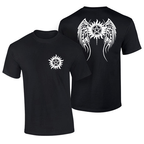 Supernatural Wings T-Shirt