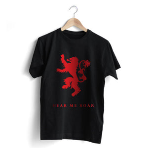 House Lannister 'Hear me Roar' T-Shirt