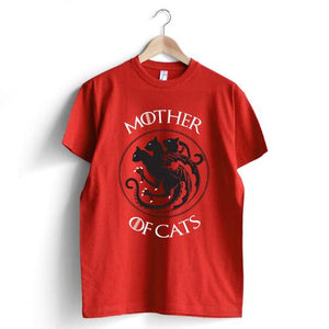 Mother of Cats t-shirt Sale - Size S