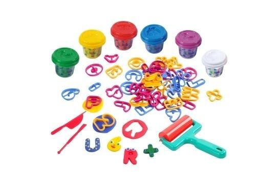 Play Go Letter Dough Kit