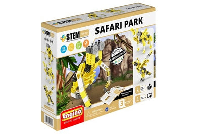 Engino STEM Heroes Safari Park