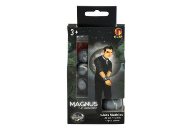 Marbles - Collectors Edition Magnus 20xSml; 1xLrg (Boxed)