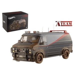 A Team Van Black (scale 1:43)