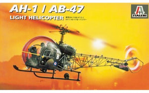 Bell AH-1 / AB-47 (scale 1:72)