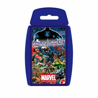 Top Trump Cards Marvel Universe