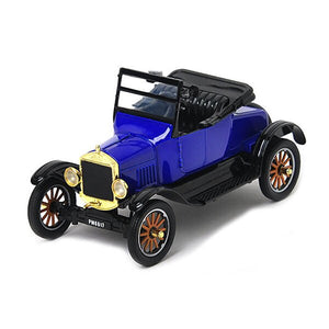 Ford Model T-runabout Blue 1925 (scale 1:24)