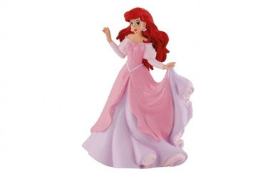 Ariel In Pink Dress Figurine