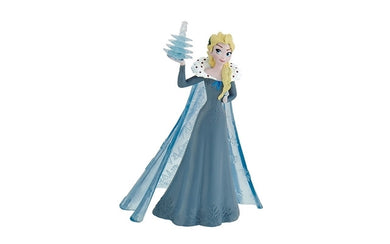 Elsa With Ice Creation in Hand
