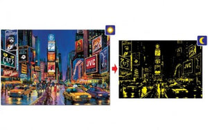 Puzzle 1000pc Neon Times Square, New York