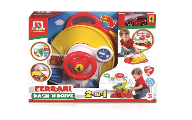 Ferrari Dash n Drive B-Junior