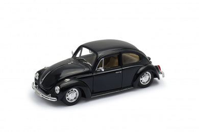VW Beetle Hard Top Black (scale 1 :24)