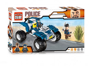 Police Battle Force/The Police 139pc