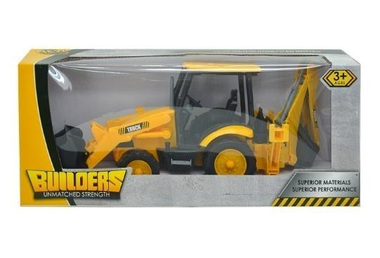 Builders Friction Construction Vehicle