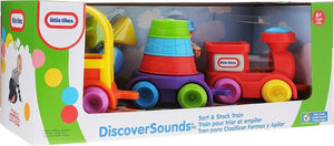 Little Tikes Discover Sounds Sort Train