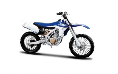 Yamaha YZ450F Bike (scale 1:12)