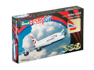 "Airbus A380 ""British Airways"" Easykit (scale 1:288)"