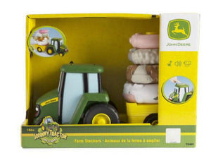 John Deere Animal Stacker Tractor