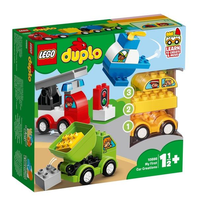 10886 My First Car Creations Duplo