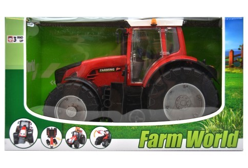Farm World Large Tractor