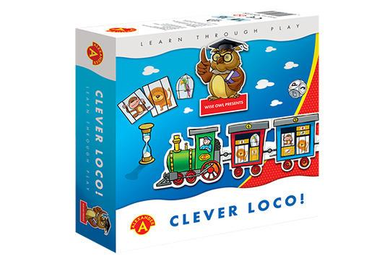 Clever Loco (wise owl)
