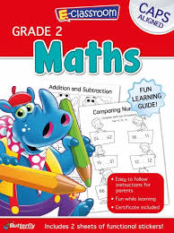 E-Classroom Workbooks Maths Gr.2