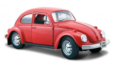 VW Beetle 1973  (scale 1:24)