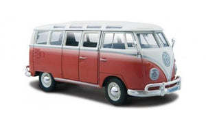 VW Samba Van (scale 1 : 25)