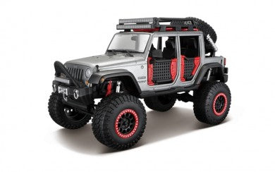 Jeep Wrangler Unlimited 1/24