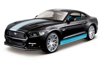 Ford Mustang GT 2015 DESIGN Kit (scale 1:24)