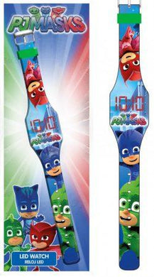 PJ Masks LED Watch