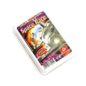 Space Race Trump Cards