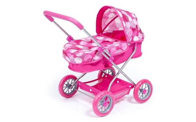 Smarty Doll's Pram Set w Bag & Accessories