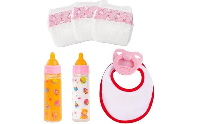 Piccolina New Born Baby Doll Accessories