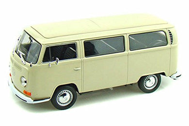 Volkwagen Bus T2 1972 (scale 1 : 24)